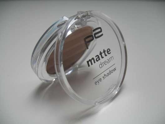 p2 matte dream eyeshadow, Farbe: brown delight