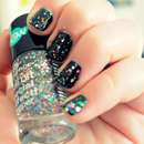 essence nail art special effect! topper, Farbe: 02 circus confetti
