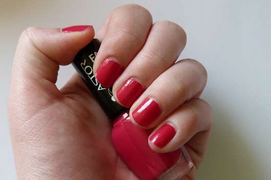Astor Fruity Scent Nagellack, Farbe: 086 Intense Cherry