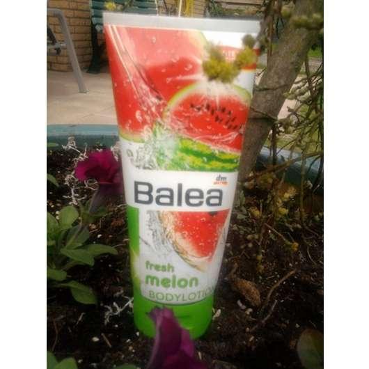 "Balea Bodylotion ""Fresh Melon"" (Limited Edition)"