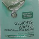 Florena Gesichtswasser mit Bio-Aloe Vera und Gurke