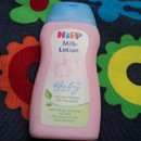Hipp Baby Sanft Milk Lotion