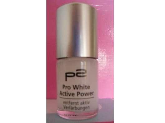 p2 Pro White Active Power – entfernt aktiv Verfärbungen
