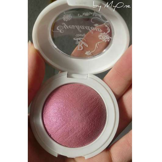 """Rival de Loop Young Eyeshadow, Farbe: 01 Rosé (aus der """"Sweets"""" Limited Edition)"""
