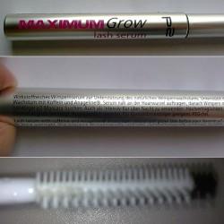Produktbild zu p2 cosmetics maximum grow lash serum