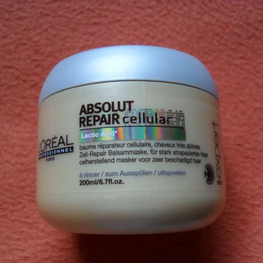 L'Oréal Professionnel Absolut Repair cellular Zell-Repair Balsammaske