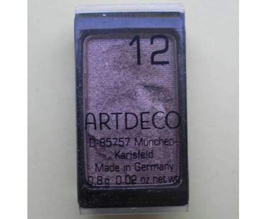 Artdeco Lidschatten, Farbe: Chocolate Cake Nr. 12 (Aqua Glow Bronzing Collection)