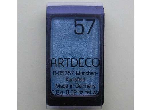 Artdeco Lidschatten, Farbe: Tropical Green Nr. 57 (Aqua Glow Bronzing Collection)