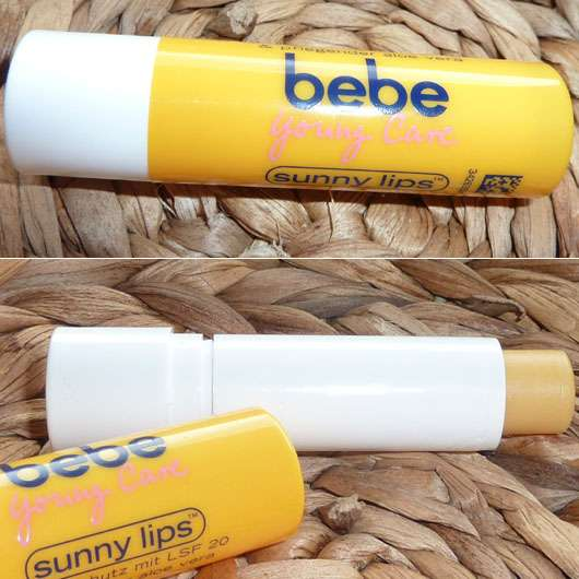 bebe Young Care Sunny Lips Lipbalm