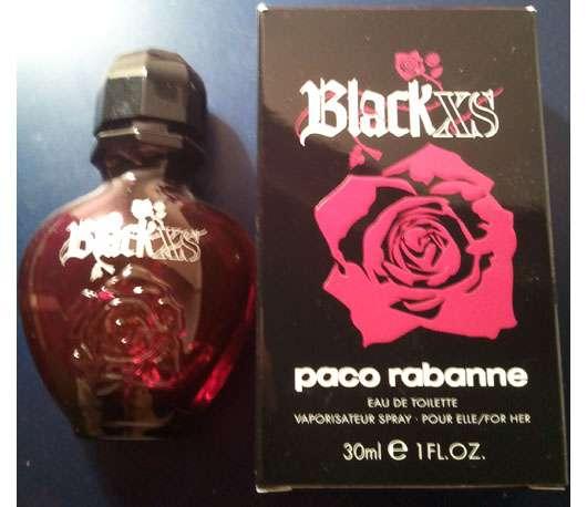 Black XS Paco Rabanne Eau de Toilette (30 ml)