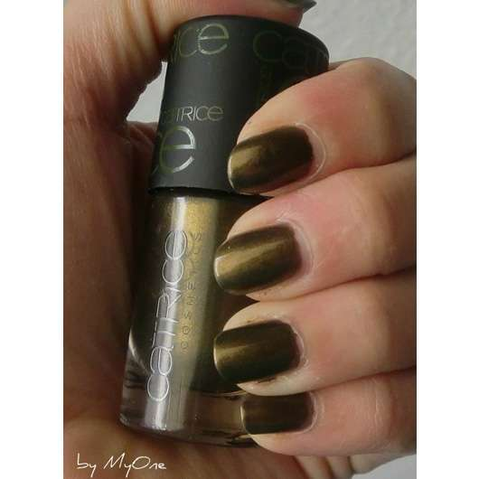 """Catrice """"Papagena"""" Nail Polish, Farbe C02 Welcome To The Jungle (Limited Edition)"""