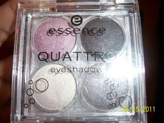 essence quattro eyeshadow, Farbe: 04 sixties reloaded