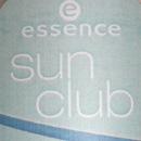 essence sun club eye make-up remover gel
