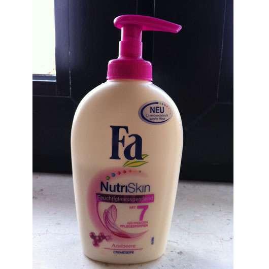 """Fa Nutri Skin Cremeseife """"Acaibeere"""""""