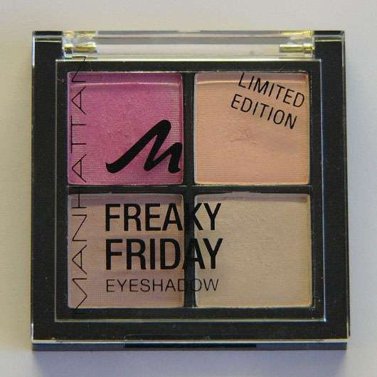 Manhattan Freaky Friday Eyeshadow, Farbe: Be my Baby (Limited Edition)