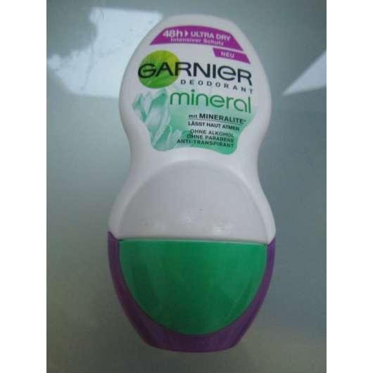 Garnier Deodorant Mineral 48h Ultra Dry Roll-On