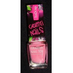 Produktbild zu IsaDora Graffiti Nail Top – Farbe: 803 Masterpiece Pink