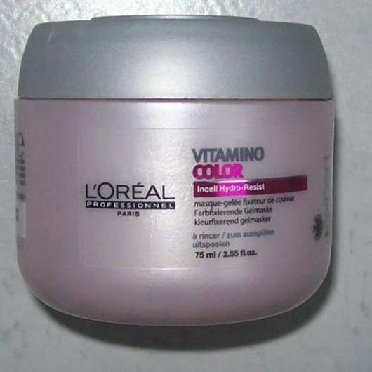 L'Oréal Professionnel Vitamino Color Incell Hydro-Resist Farbfixierende Gelmaske