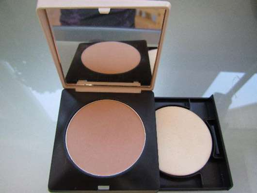 Manhattan 2 in 1 Perfect Teint Powder & Make Up, Farbe: 17 Rose