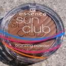 """essence sun club bronzing powder, Farbe: 01 bbc sun lounge (aus der """"sun club bondi beach"""" LE)"""