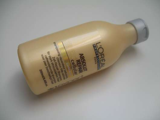 L'Oréal Professionnel Paris Absolut Repair cellular Zell-Repair Shampoo