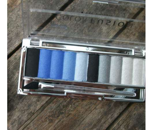 p2 color fusion eye palette, Farbe: 020 get the blues