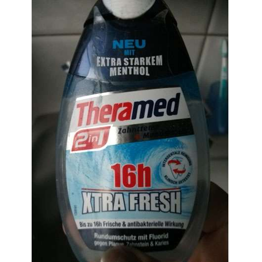 TheraMed 2in1 Zahncreme 16h Xtra Fresh