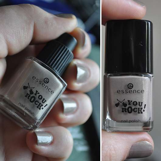 essence you rock nail polish, Farbe: 01 CUT OFF THE BEIGE (Limited Edition)