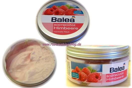 Balea Bodymousse Himbeere (Limited Edition)