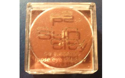 p2 sun city be electric! loose eye shadow, Farbe: Nr. 010 miami