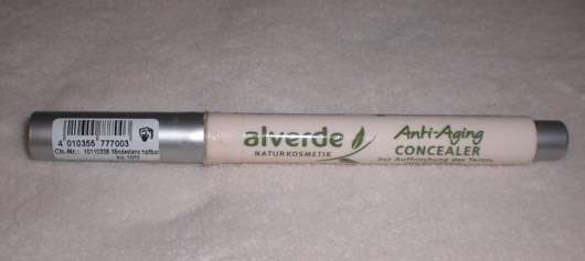 alverde Anti-Aging Concealer, Farbe: 01 Sand