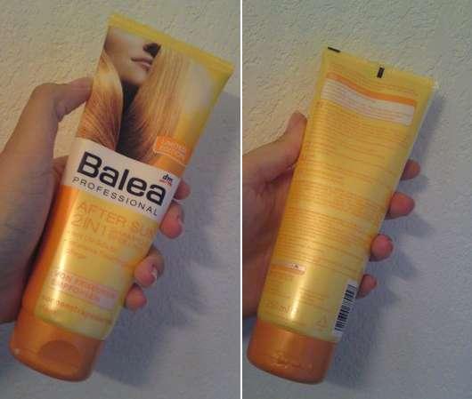 Balea Professional After Sun 2in1 Shampoo + Spülung (Limited Edition)