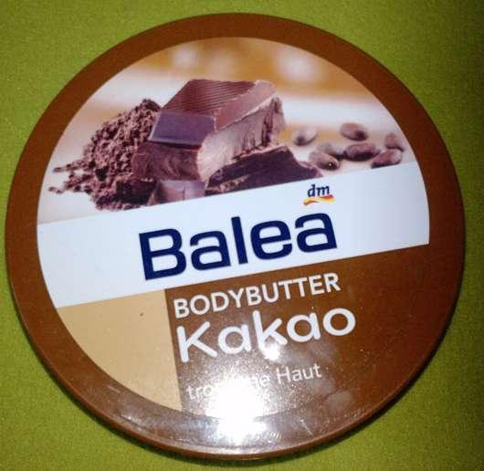 """Balea Bodbutter """"Kakao"""" (für trockene Haut)"""