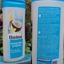 Balea Dusche & Creme Cocos & Tiareblüten