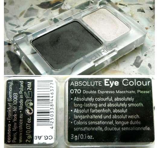 Catrice Absolute Eye Colour, Farbe: 070 Double Espresso Macchiato, Please!