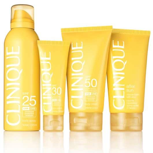 Clinique SUN – Die Face und Body Guards