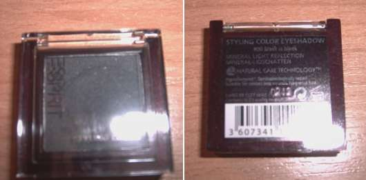 Esprit cosmetics Styling Color Eyeshadow, Farbe: 800 Black is back