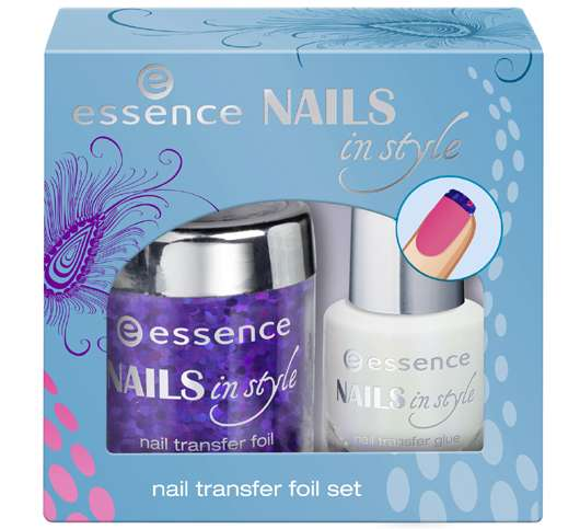 "essence trend edition ""nails in style"""