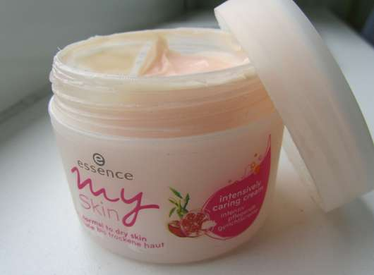 essence my skin intensively caring cream