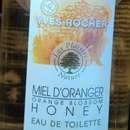 Yves Rocher Les Plaisirs Nature Orange Blossom Honey Eau de Toilette