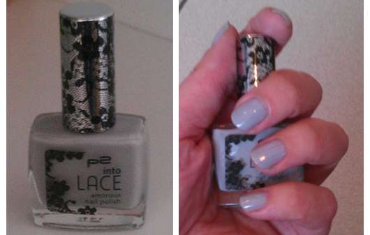 p2 into lace amorous nail polish, Farbe: allurement (Limited Edition)