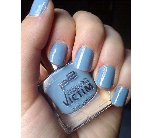 p2 color victim nail polish, Farbe: charming