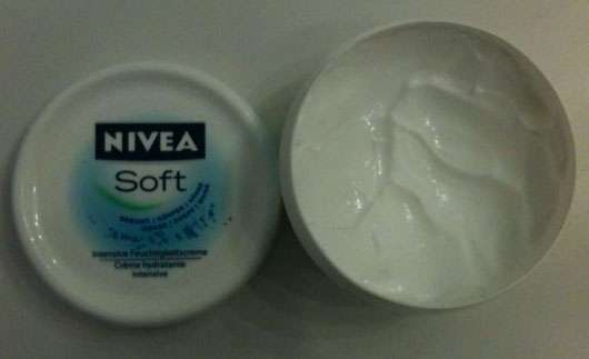 Nivea Soft Intensive Feuchtigkeitscreme