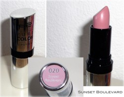 Produktbild zu p2 cosmetics pure color lipstick – Farbe: 020 Sunset Boulevard