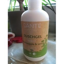 Produktbild zu SANTE Duschgel Family Bio-Pineapple & Lemon