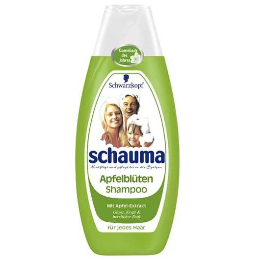 Das Schauma Apfelblüten Shampoo ist wieder da