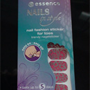 """essence """"nails in style"""" nail fashion sticker, Design: 02 Style up your leo (Limited Edition)"""