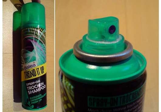"""Balea """"Trend it up"""" Spray-on Trockenshampoo"""