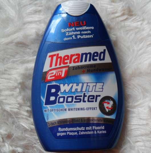 TheraMed White Booster 2in1 Zahncreme + Mundwasser
