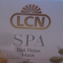 LCN SPA Bali Relax Mask